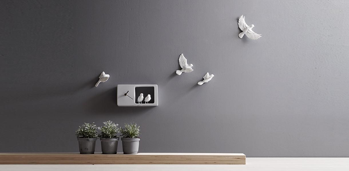 麻雀時鐘 / Sparrow X CLOCK