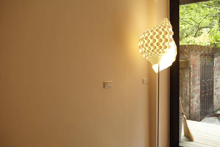 風螺燈 / Shell Pendant Lamp 風螺燈 / Shel