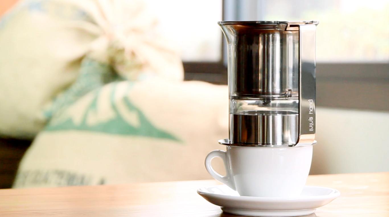 手沖咖啡濾杯