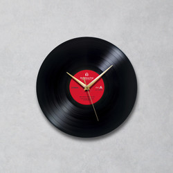 黑膠唱片時鐘 / Vinyl Clock