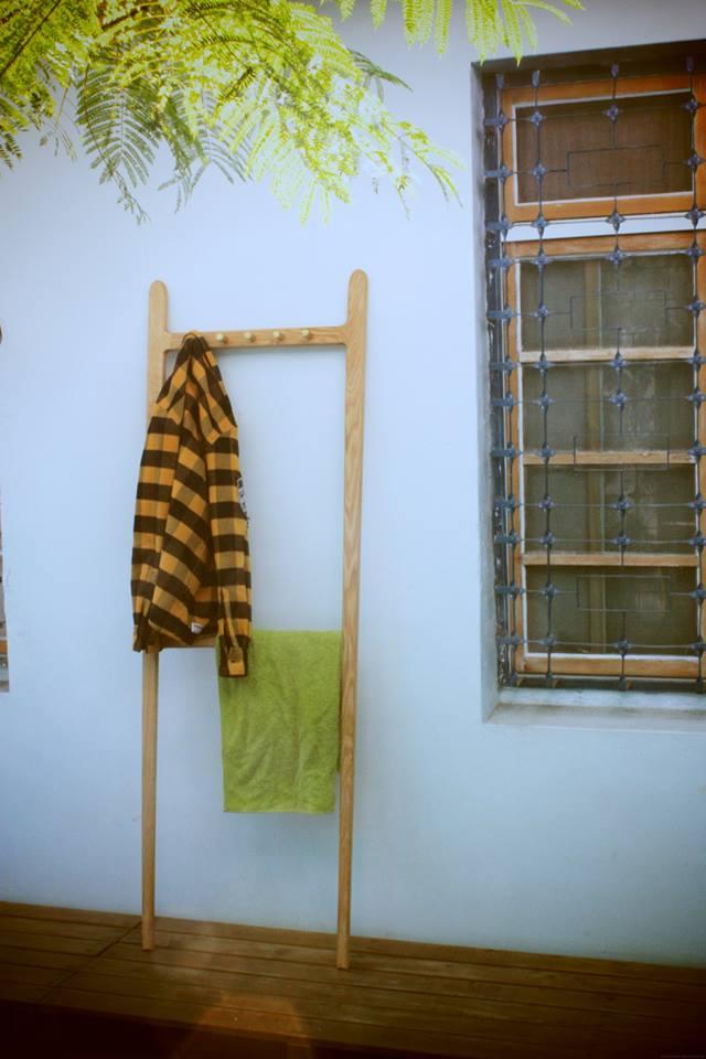 呵呵笑也 / HoHo clothes stand