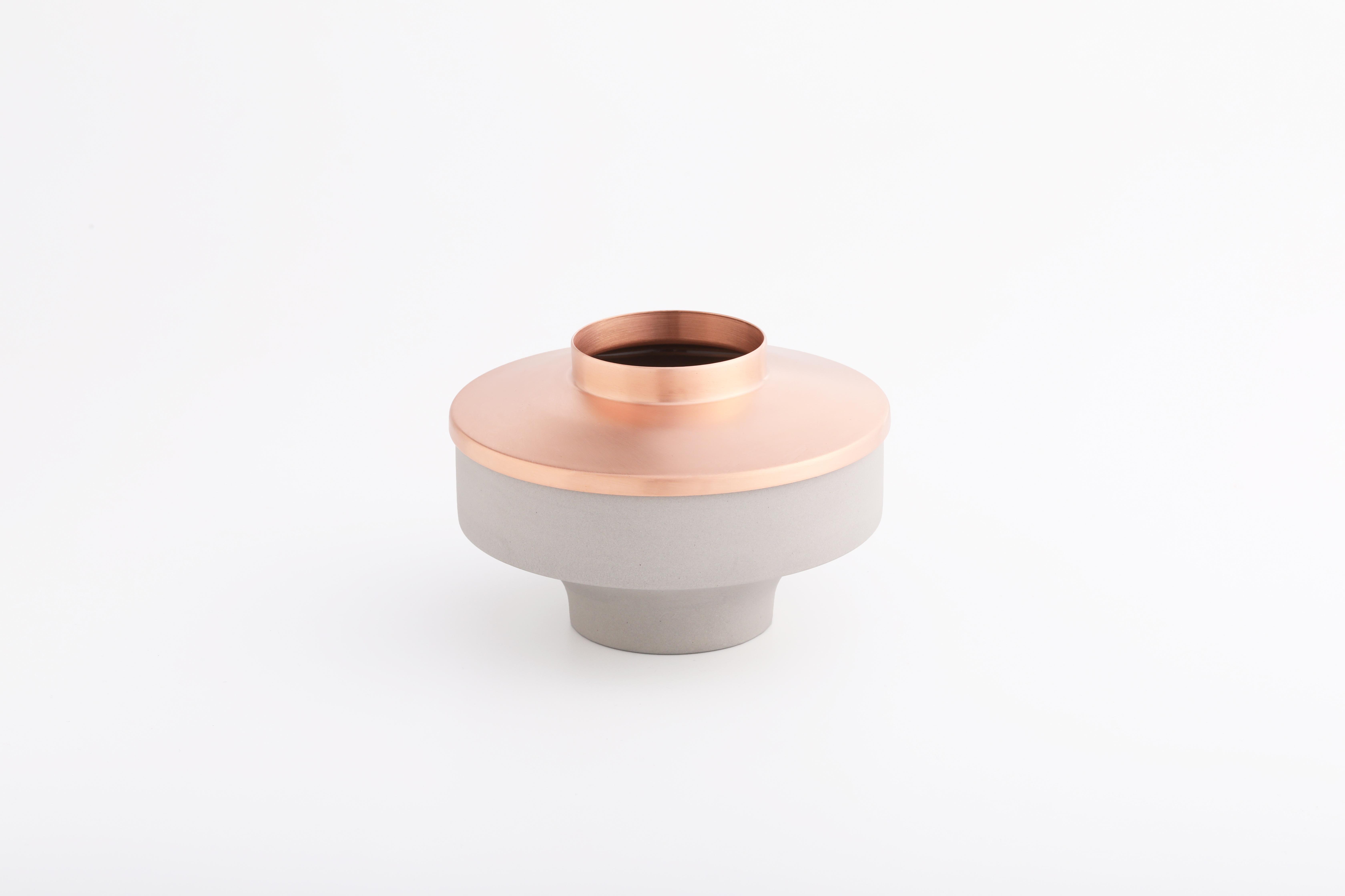 Set 6 (灰瓷紅銅款 / Grey, Copper)