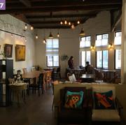 角公園咖啡 / Triangle Garden Café