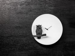 月亮時鐘 – 貓頭鷹 / Moon X CLOCK – Owl