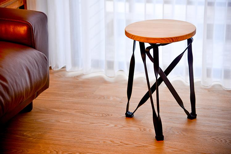 扭轉凳 / twist stool