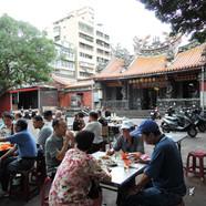 慈聖宮前美食  /  Delicious Eateries in front of Ci Sheng Temple