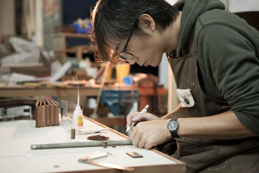 brand director Yaungo Cheng