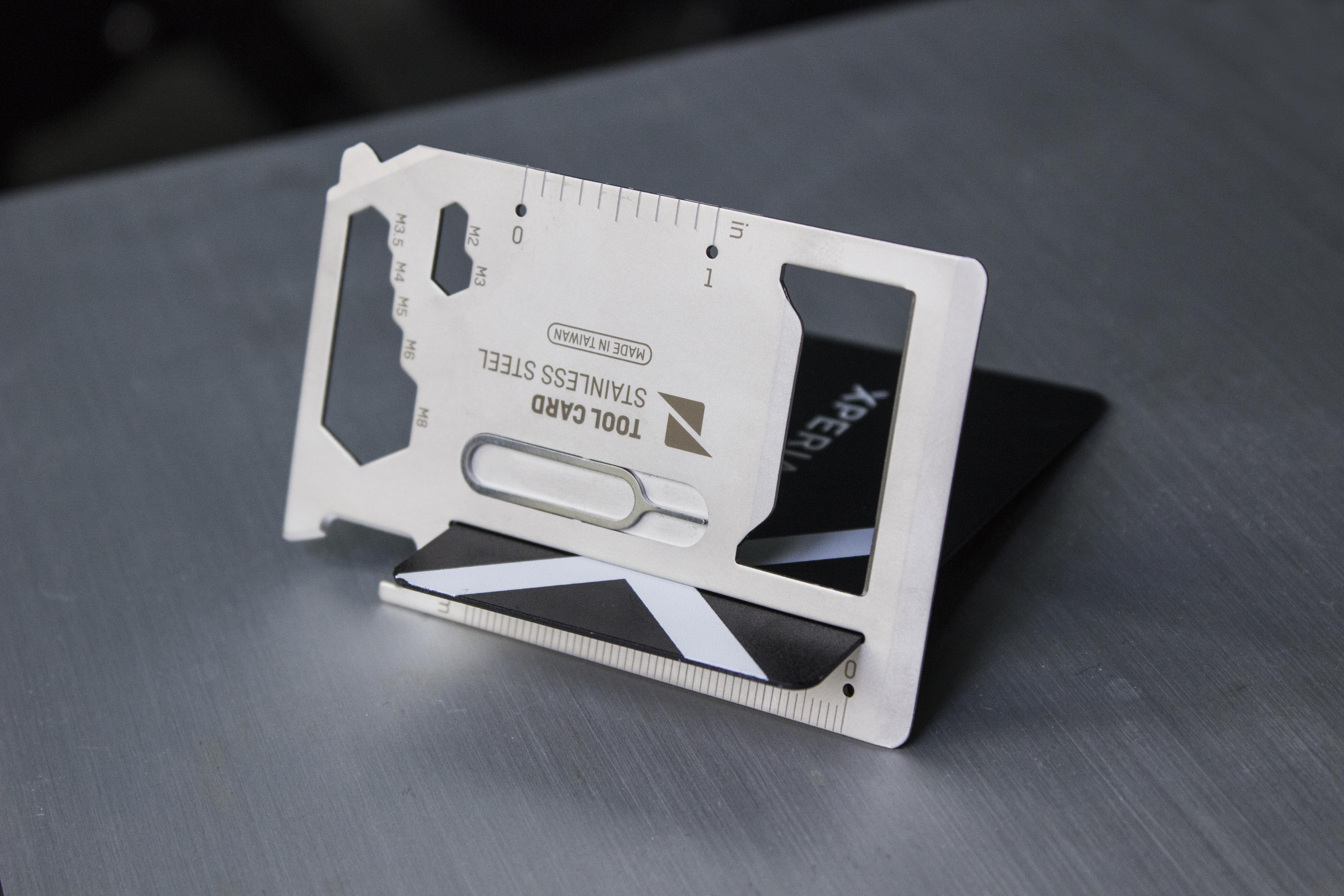 工具卡 / Tool Card