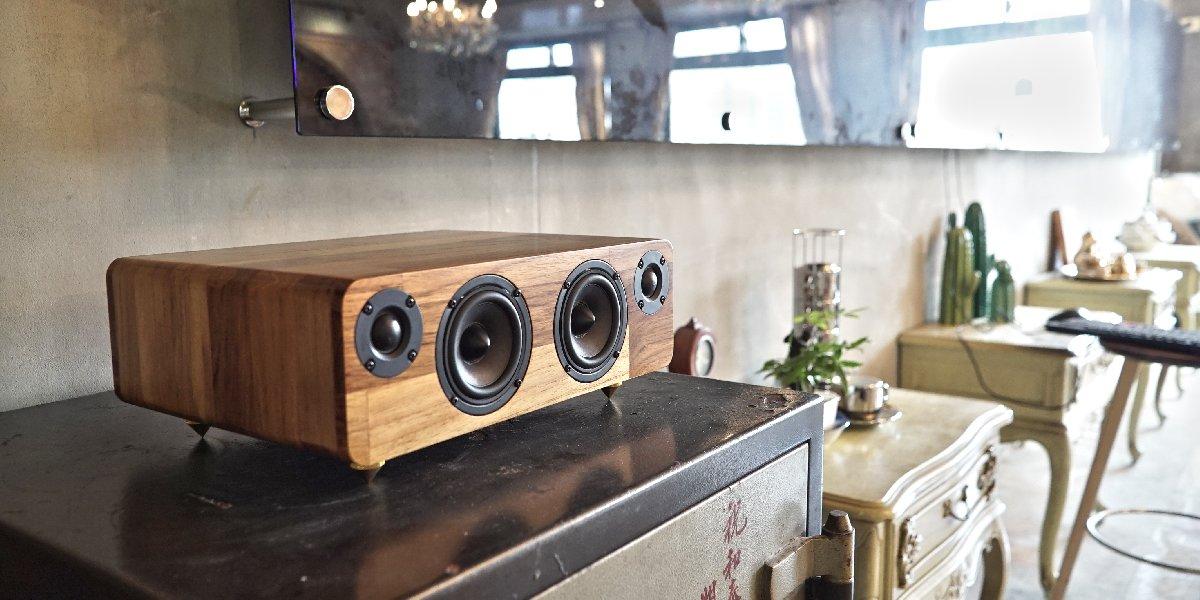 MIN660 實木藍芽音響 / MIN660 Wooden Wirele