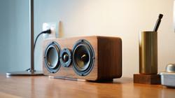 MIN680 台灣手工實木藍牙喇叭 / MIN680 handmade wooden bluetooth speaker