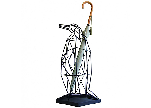 企鵝傘架 / Penguins umbrella stand