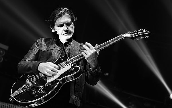 Charlie Burchill, Simple Minds