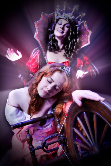 Sleeping Beauty at The Webster Theatre in Arbroath