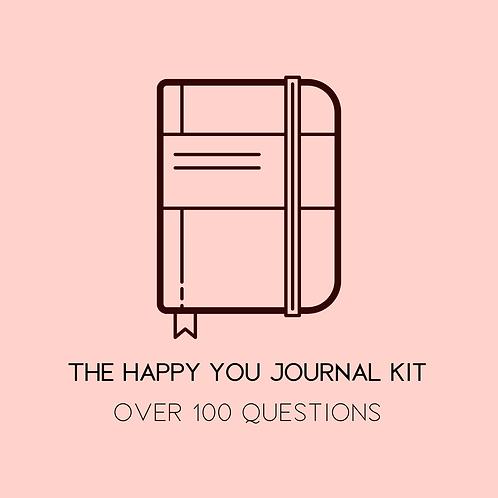 HAPPY YOU JOURNAL KIT
