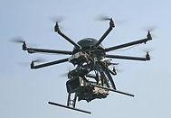Riprese aeree con droni professionali e piloti con brevetto