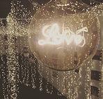 LAMPADINA LOVE BULB LAMP