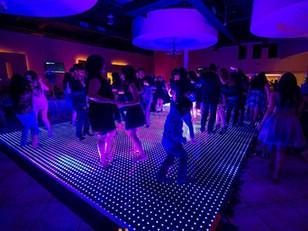 PIXEL LED DANCE FLOOR