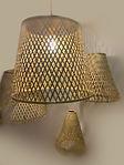 Sospensioni Luminose in Bambù Lighting Suspention