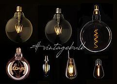 LAMPADE VINTAGE LED EDISON BULB