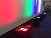 illuminazione architetturale wi-fi - smartbatt - fari a batteria
