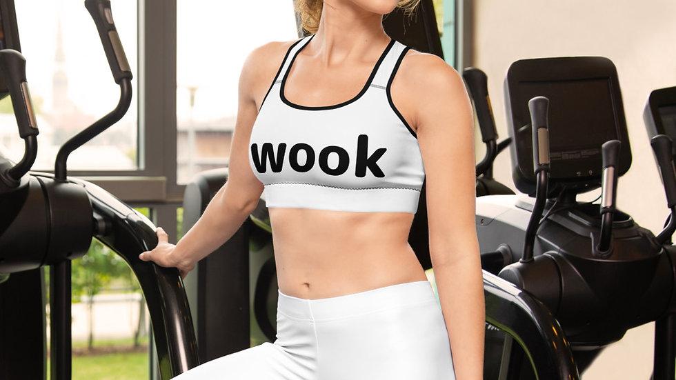 w+ sports bra