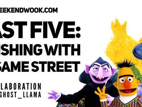 Wook Archive: Fast Five - Phishing with Sesame Street