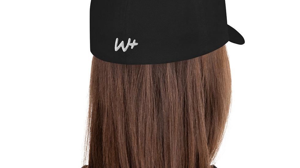 w+ hat