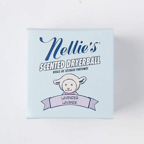 Nellie's Scented Dryerball- Lavender