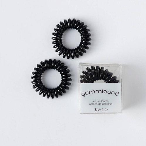 Gummi Band Hair Cords