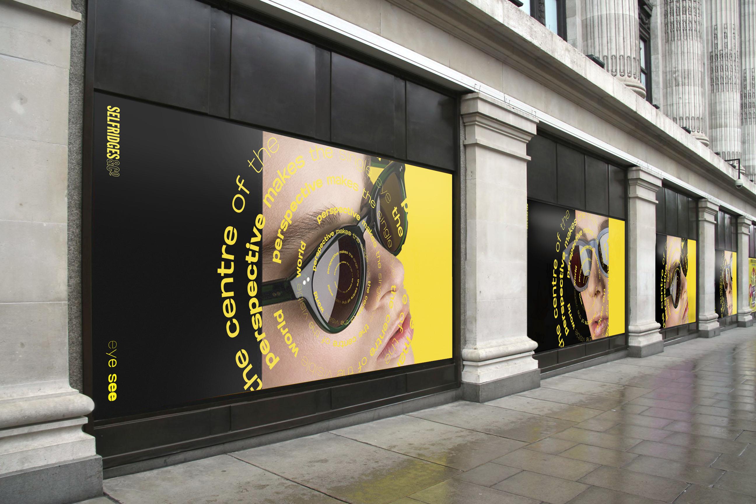Selfridges Billboards