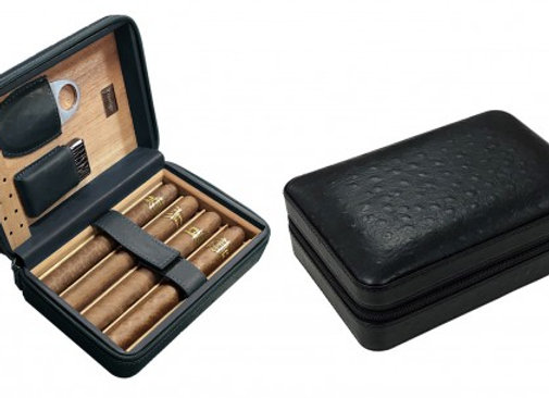 Manhattan Travel Case Set Black