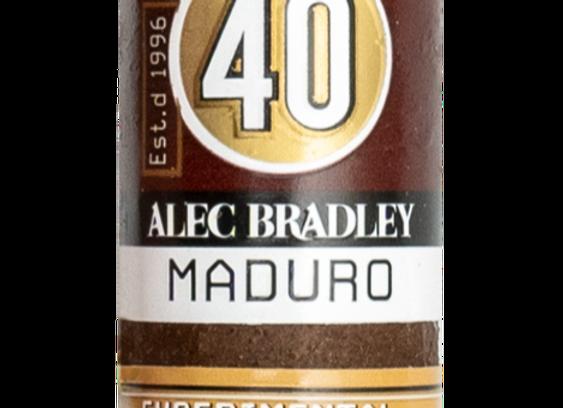Alec Bradley  Project 40 Maduro Gordo
