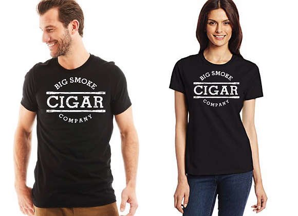 Big Smoke Cigar Cotton T Shirt