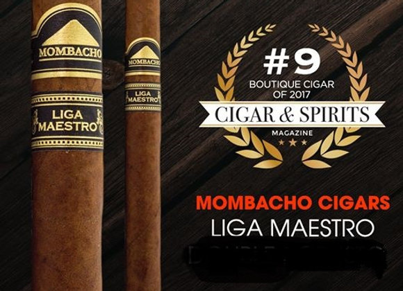 Mombacho Liga Maestro Gordo
