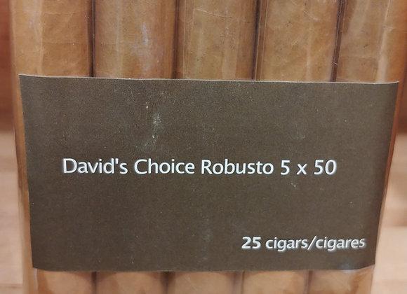 Davids Choice Nicaragua Robusto
