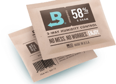 Boveda 58% Humipack for Cannabis