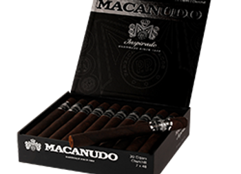 Macanudo Inspirado Broadleaf  Churchill   ( Black )
