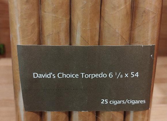 Davids Choice Nicaragua Torpedo
