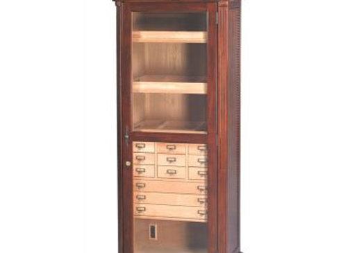 Old English Cabinet Humidor 2500