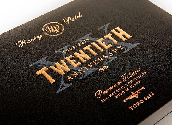 ROCKY PATEL 20TH. ANNIVERSARY TORO