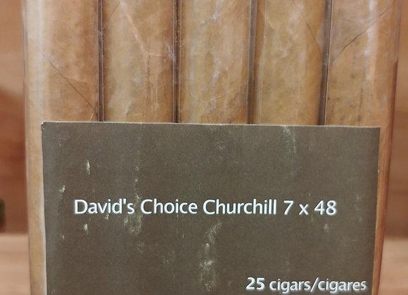 Davids Choice Nicaragua Churchill