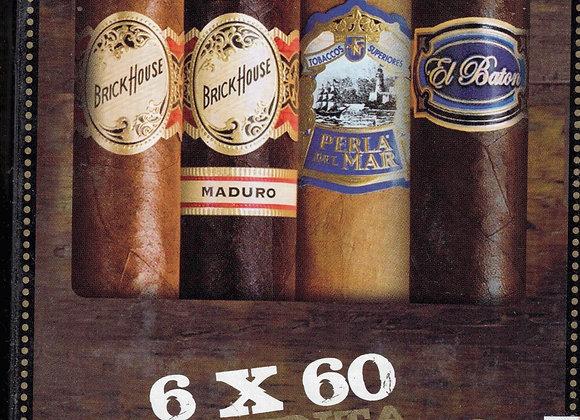 Sesenta Sampler of  J. C. Newman Cigars