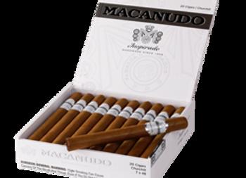 Macanudo Inspirado Ecuador  Churchill     ( White )