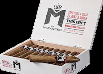 Macanudo M  CoffeeToro