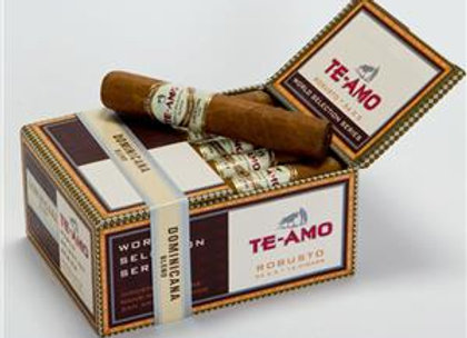 Te Amo World Selection Robusto - Dominican