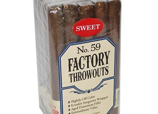 Factory Throwout # 59 Sweet