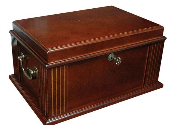 Caser 50 Count Antique Cigar Humidor