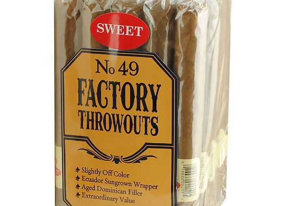 Factory Throwout # 49 Sweet
