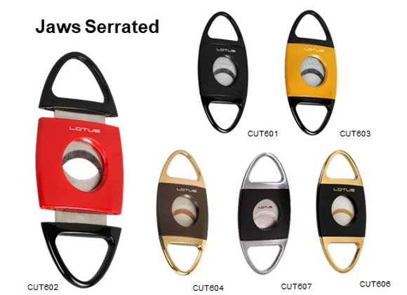 Lotus Jaws Serrated cutter