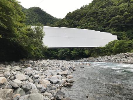 静岡県橋梁養生